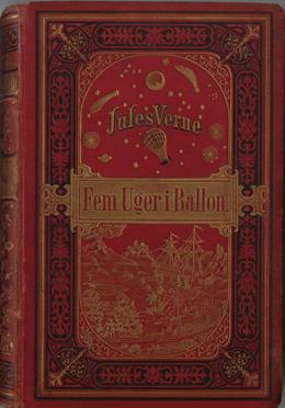Jules Verne - Fem Uger I Ballon